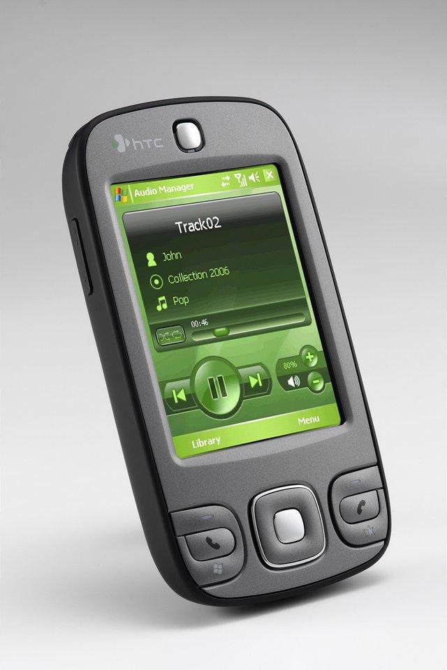 Один із перших смартфонів HTC - фото 313213
