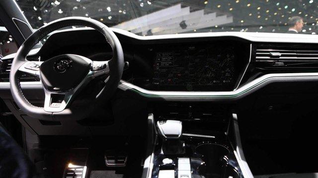 Презентовано VW Touareg з найпотужнішим дизелем в історії - фото 313342