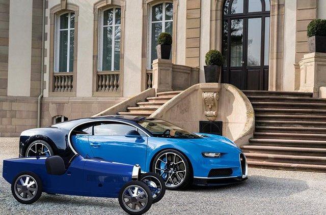 Bugatti показала електромобіль для дітей за 30 тисяч євро - фото 313503
