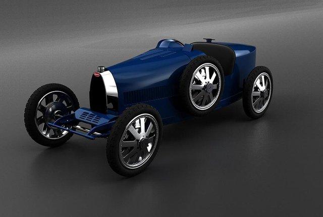 Bugatti показала електромобіль для дітей за 30 тисяч євро - фото 313505