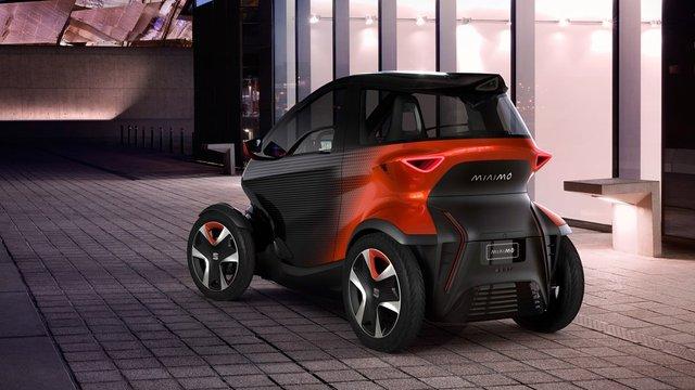 Концепт-кар Seat Minimo - фото 313668