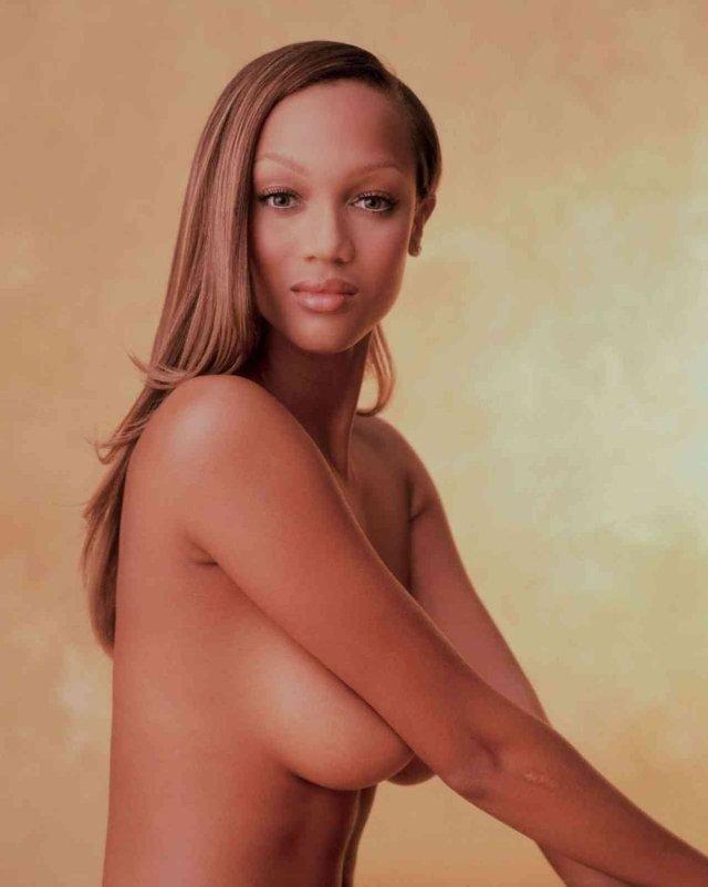 Моделі 90-х: як змінилася американська гаряча штучка Тайра Бенкс (18+) - фото 313702