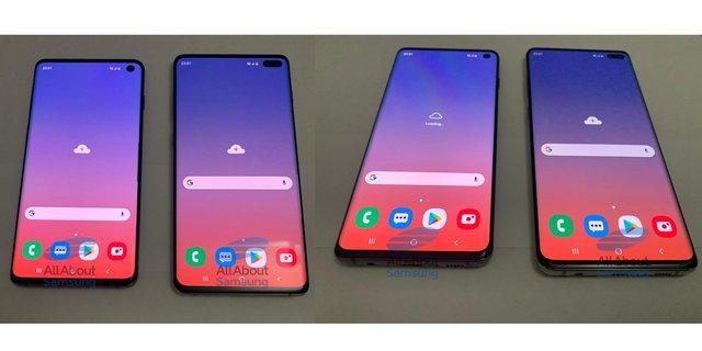 Samsung Galaxy S10 - фото 313732