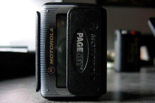 Пейджер Моторола - фото 313895