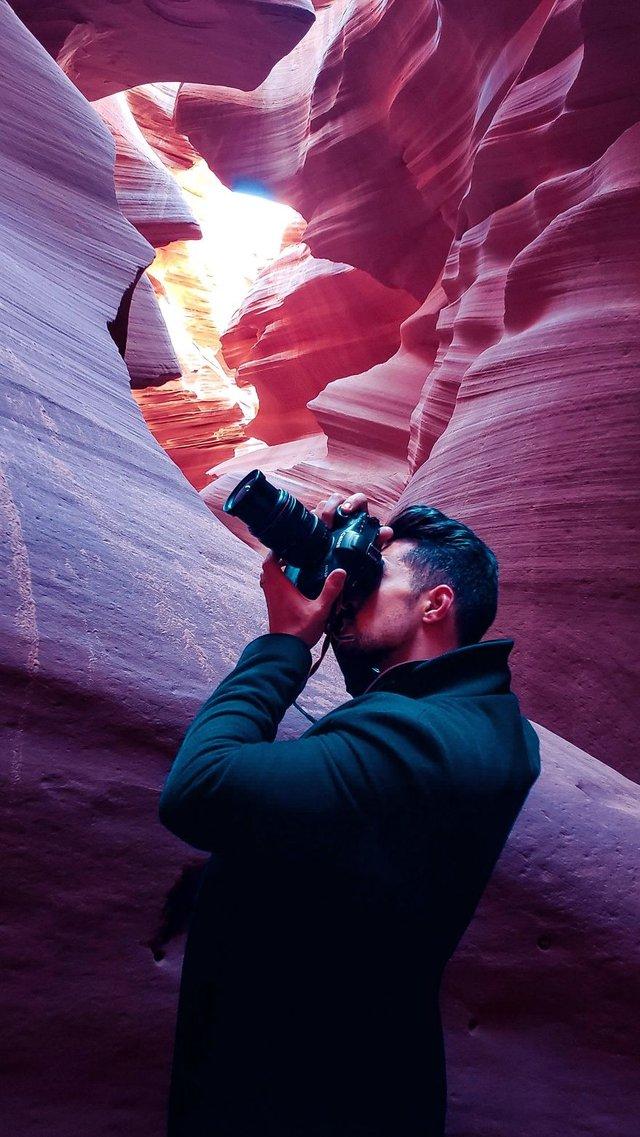 Неймовірні пейзажі Аризони, від яких перехоплює подих: фото - фото 314002