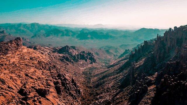 Неймовірні пейзажі Аризони, від яких перехоплює подих: фото - фото 314006