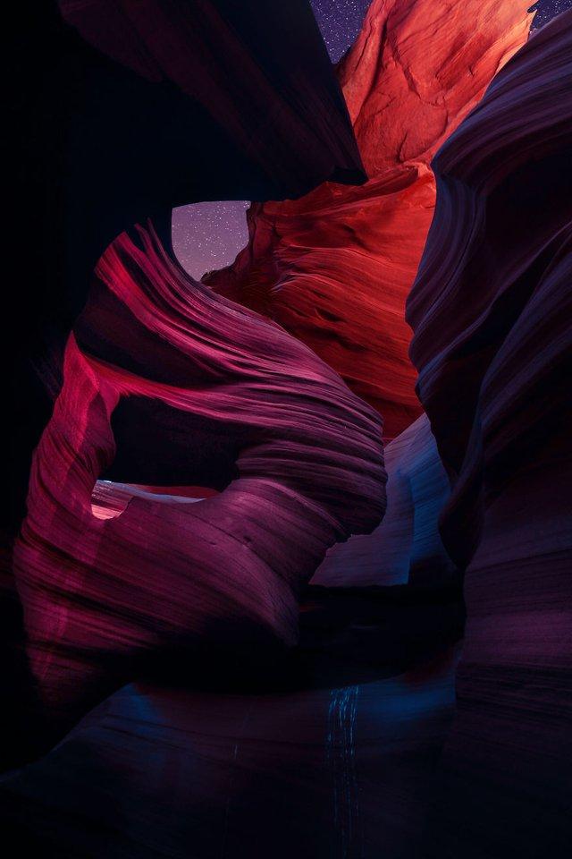 Неймовірні пейзажі Аризони, від яких перехоплює подих: фото - фото 314012