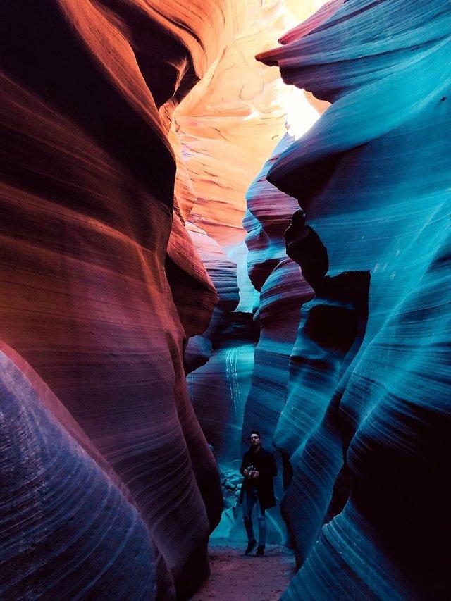 Неймовірні пейзажі Аризони, від яких перехоплює подих: фото - фото 314016