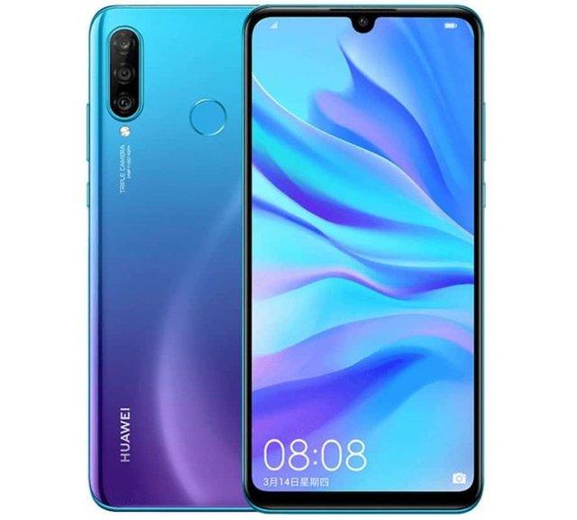 Huawei представила бюджетний смартфон Nova 4e - фото 314291