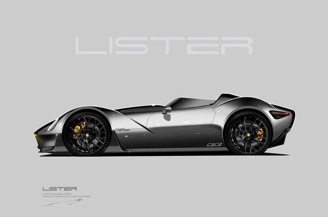 Британці показали зображення сучасного аналога спорткара 50-х - фото 314337