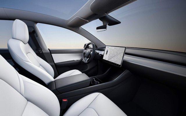 Tesla Model Y - фото 314551