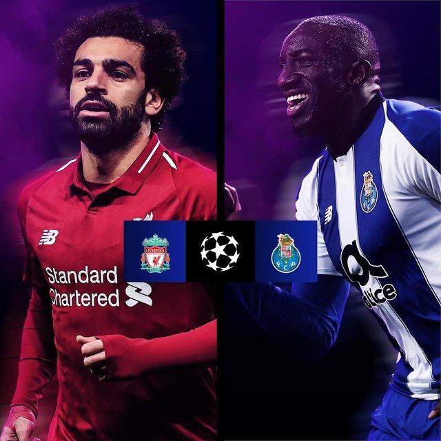 Liverpool v Porto - фото 314582