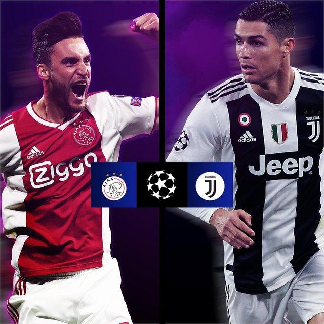 Ajax v Juventus - фото 314585