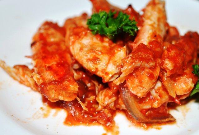 Печеня з риби по-закарпатськи  - фото 314982