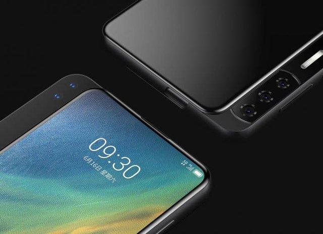 ZTE створила концепт смартфона з несподіваним дизайном