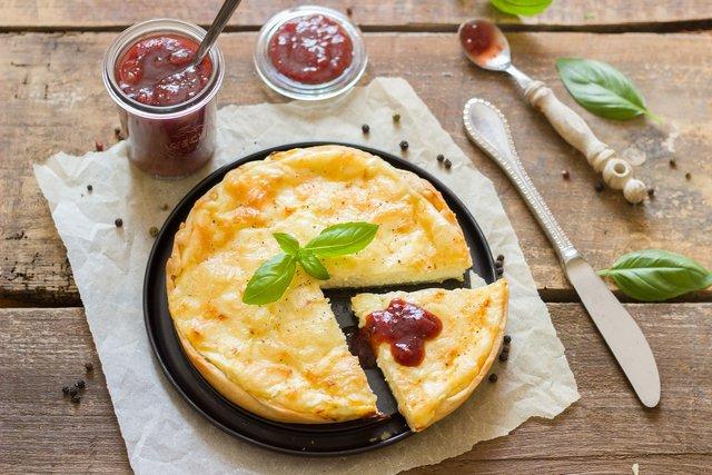 Капустняний пиріг – чудова ідея для вечері - фото 315522