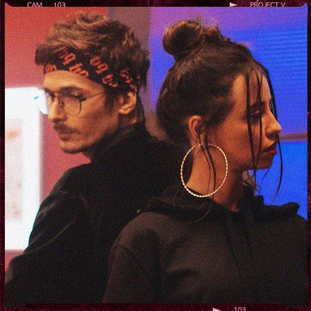 Надя Дорофєєва і Льоша Позитив - фото 315849