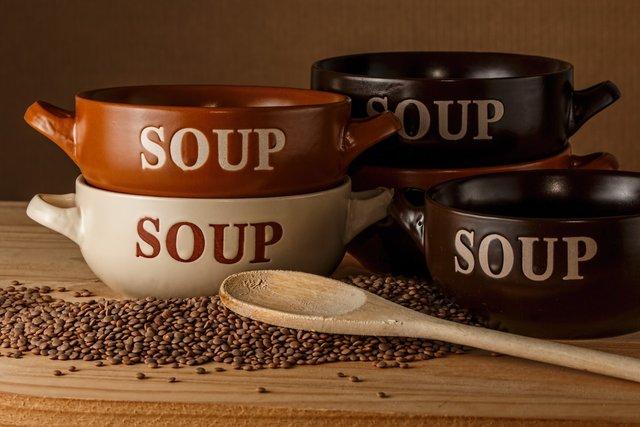 Простий рецепт: горохово-капустяний суп пюре - фото 316087