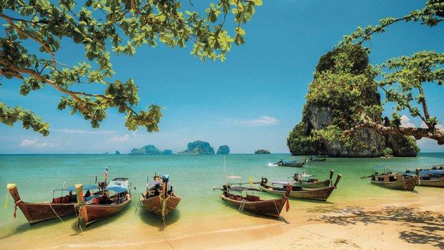 Без віз у Таїланді можна перебувати до 30 діб - фото 316215