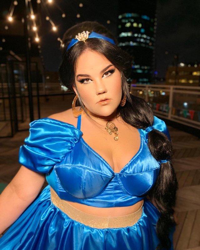 Нетта Барзілай стала Дійснеївською принцесою - фото 316289