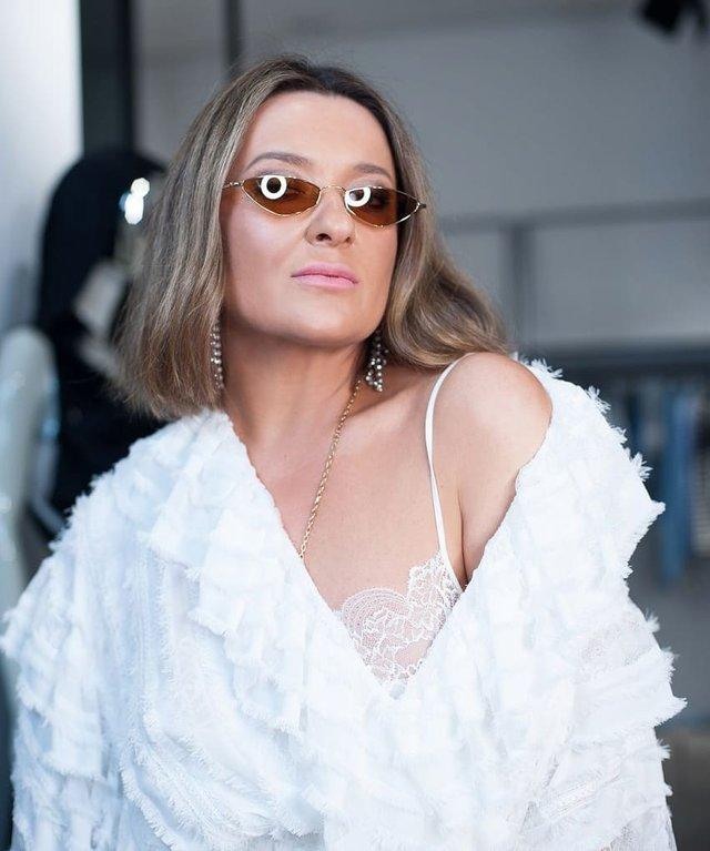Наталя Могилевська не перестає експериментувати зі стилем - фото 316290