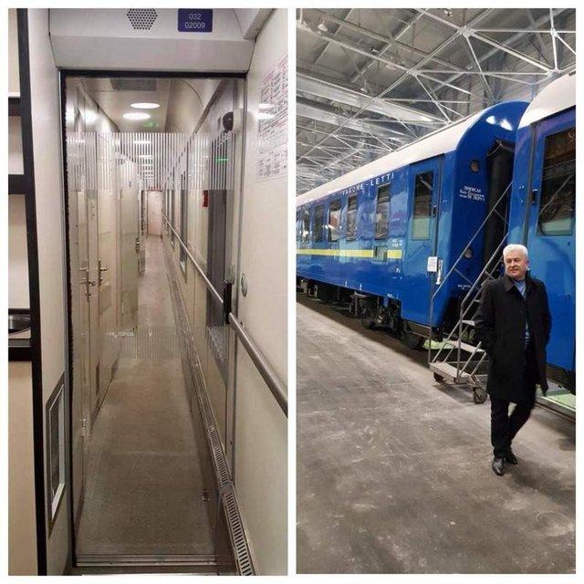 З Києва до Відня запустять потяги з душем: фото - фото 316454