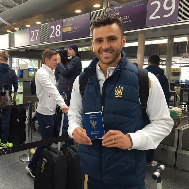 Мораєс отримав українське громадянство - фото 316889