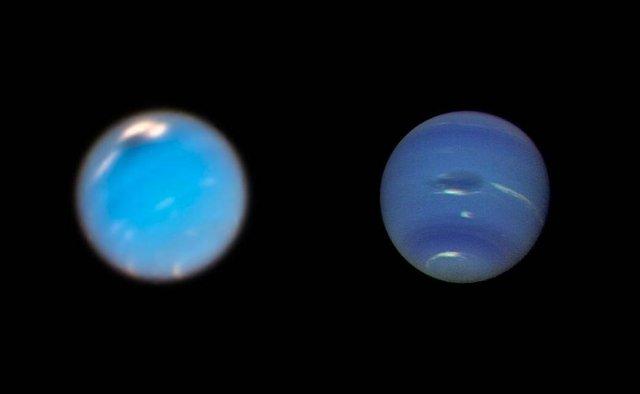 Шторм на Нептуні - фото 316902