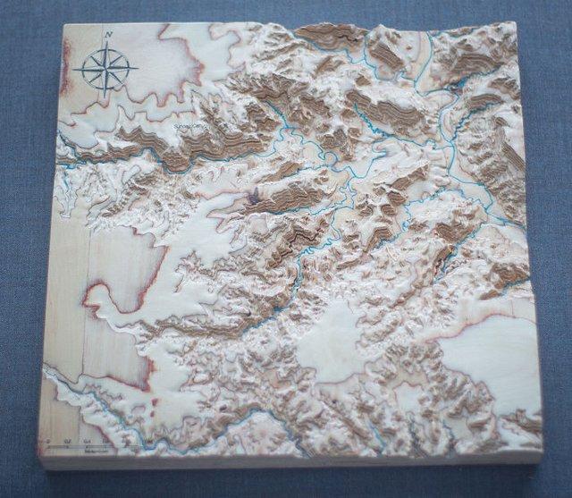 Литовець створює 3D-карти, від яких важко відвести погляд - фото 316944