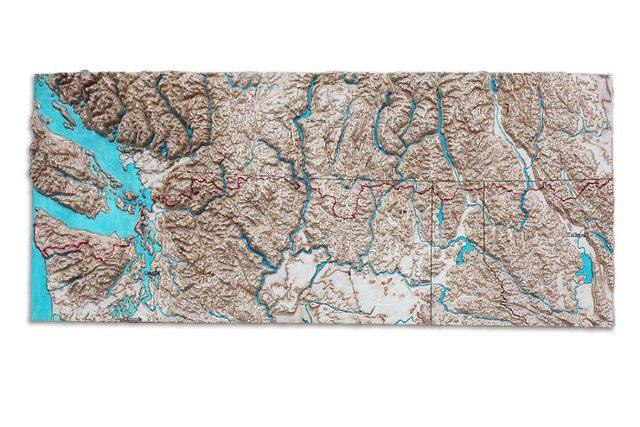 Литовець створює 3D-карти, від яких важко відвести погляд - фото 316949