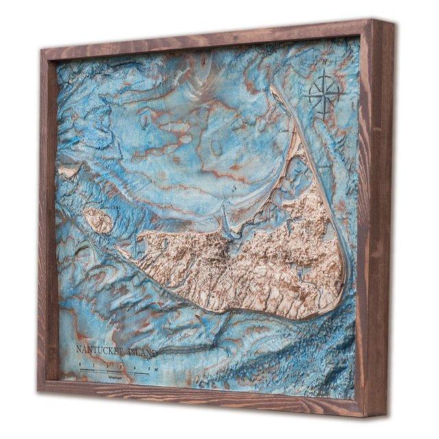 Литовець створює 3D-карти, від яких важко відвести погляд - фото 316951