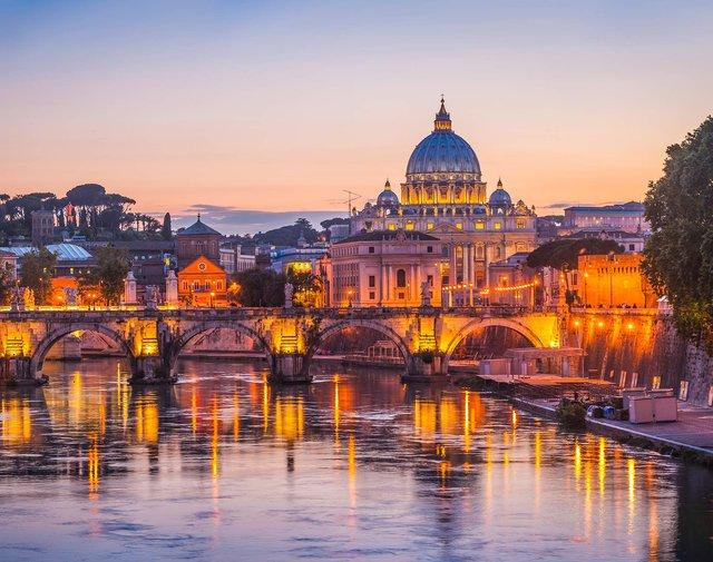Рим  - фото 317149