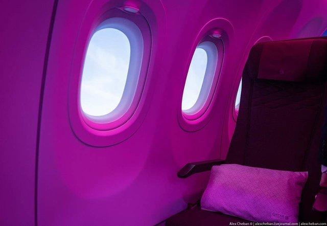 Так виглядає найкомфортніший економ-клас у літаку - фото 317290