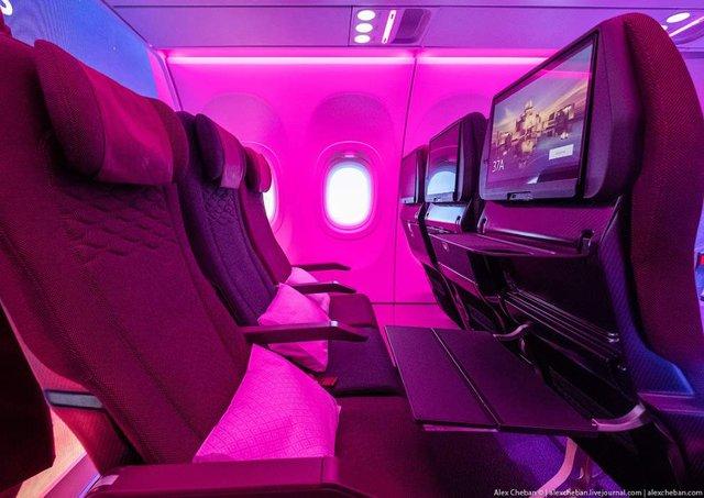 Так виглядає найкомфортніший економ-клас у літаку - фото 317296