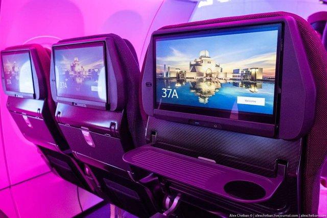 Так виглядає найкомфортніший економ-клас у літаку - фото 317297