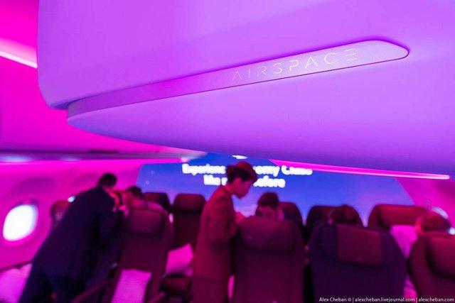 Так виглядає найкомфортніший економ-клас у літаку - фото 317300