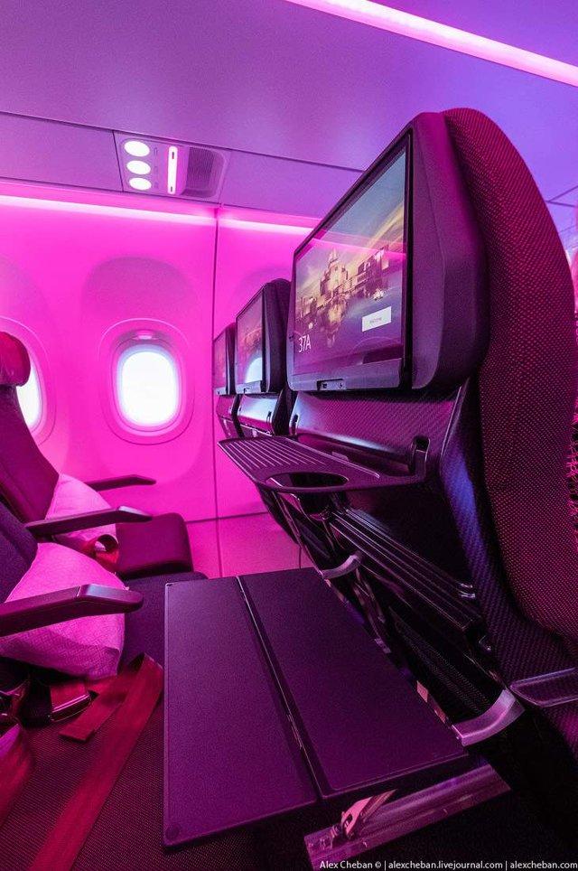 Так виглядає найкомфортніший економ-клас у літаку - фото 317301