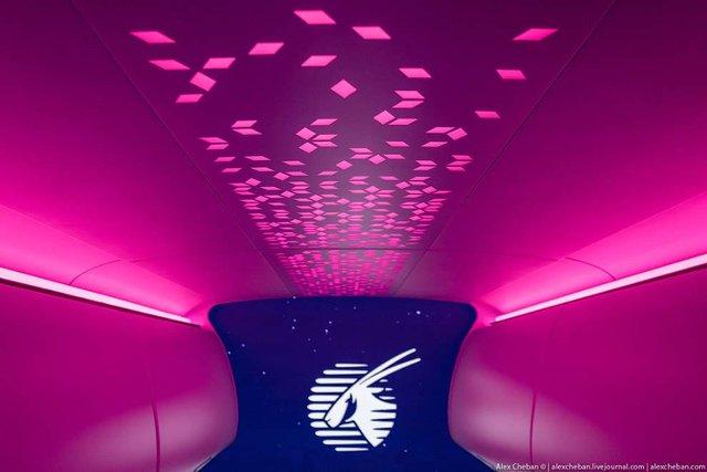 Так виглядає найкомфортніший економ-клас у літаку - фото 317302