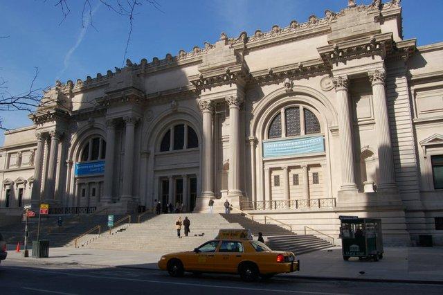Метрополітен-музей у Нью-Йорку - фото 317633