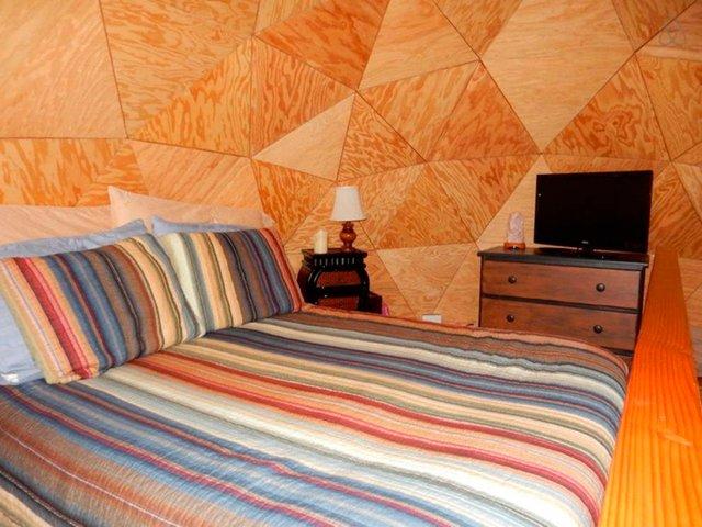 Хижа в лісі стала найпопулярнішим помешканням на Airbnb - фото 318004
