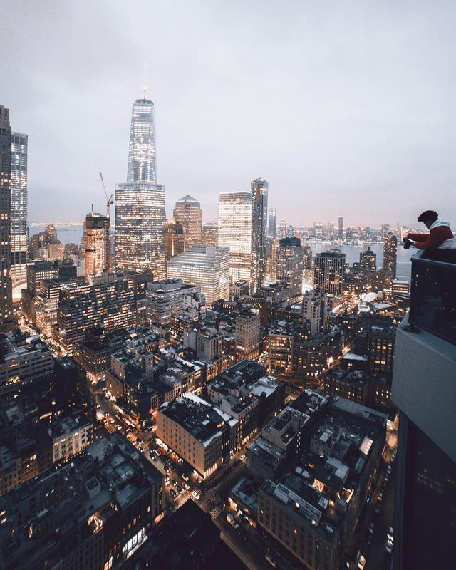 Нью-Йорк, який не бачать туристи: захопливі фото - фото 318514