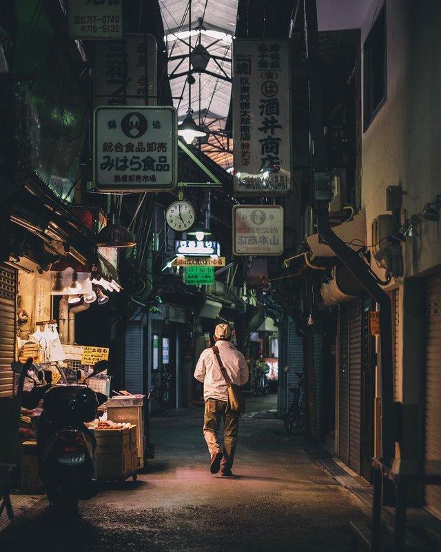 Подорож японськими вулицями: захопливі фото - фото 318767