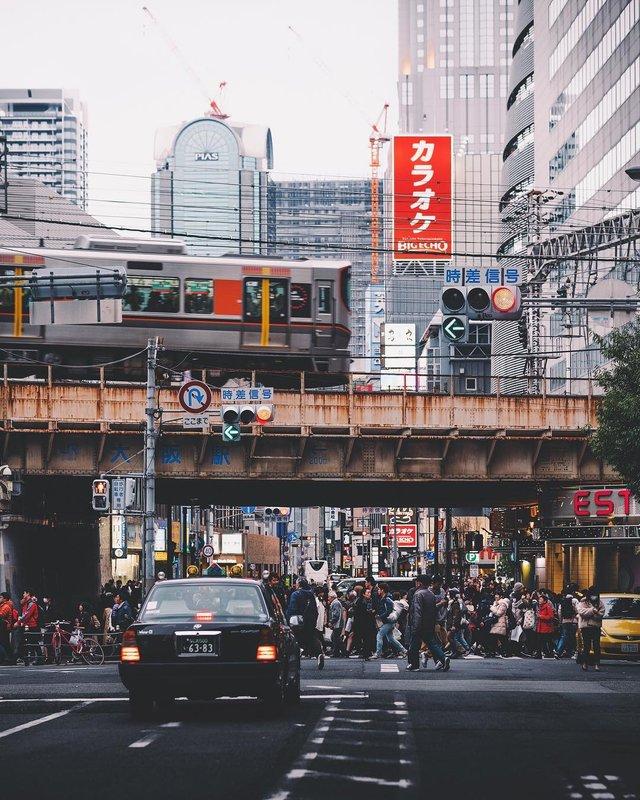 Подорож японськими вулицями: захопливі фото - фото 318768