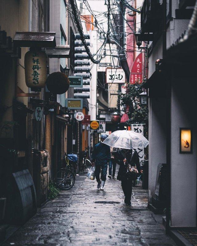 Подорож японськими вулицями: захопливі фото - фото 318770