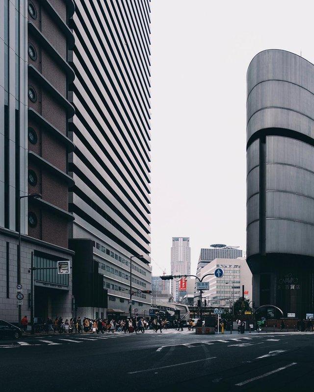 Подорож японськими вулицями: захопливі фото - фото 318774