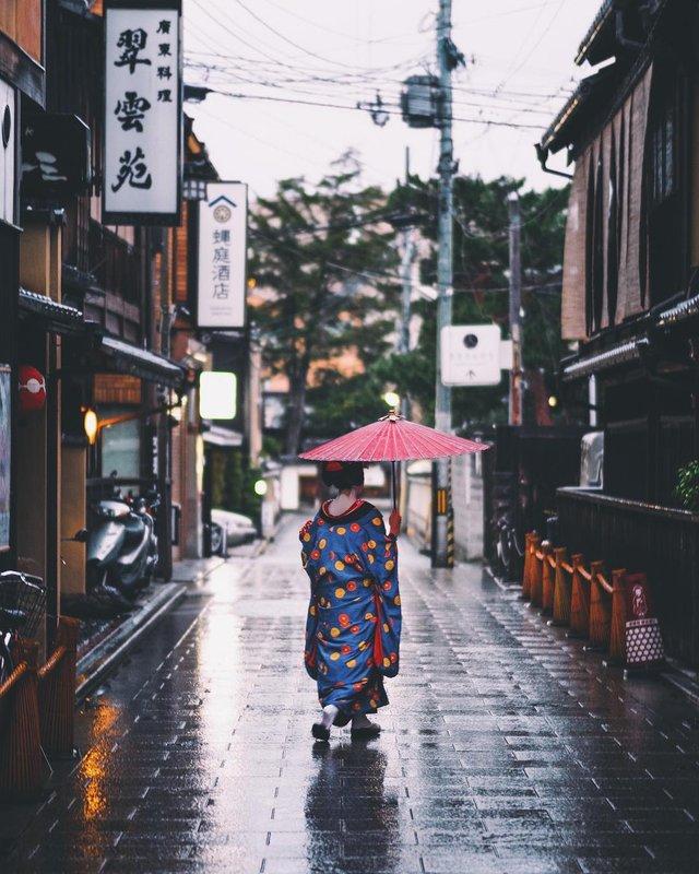 Подорож японськими вулицями: захопливі фото - фото 318775