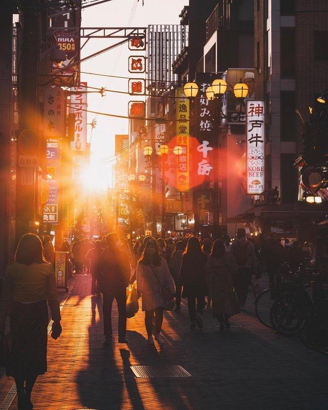 Подорож японськими вулицями: захопливі фото - фото 318779