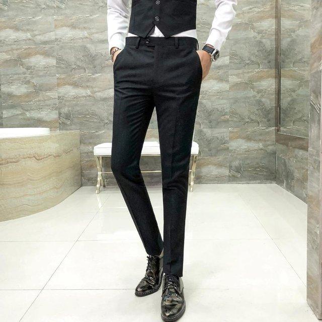Як правильно та стильно одягатися високим чоловікам: прості поради - фото 318801