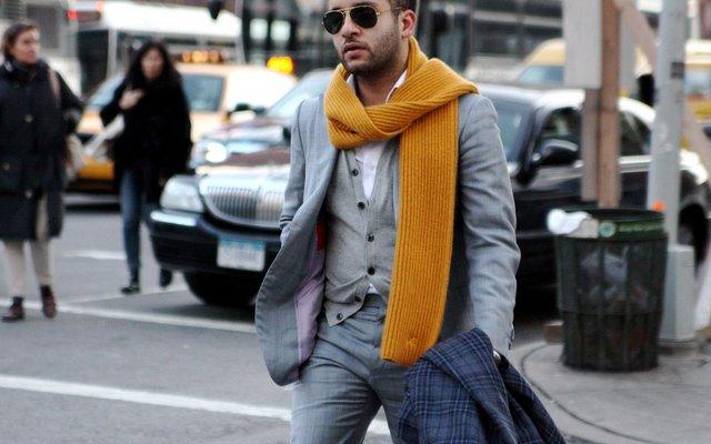 Як правильно та стильно одягатися високим чоловікам: прості поради - фото 318802
