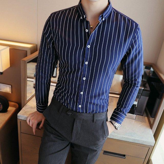 Як правильно та стильно одягатися високим чоловікам: прості поради - фото 318806